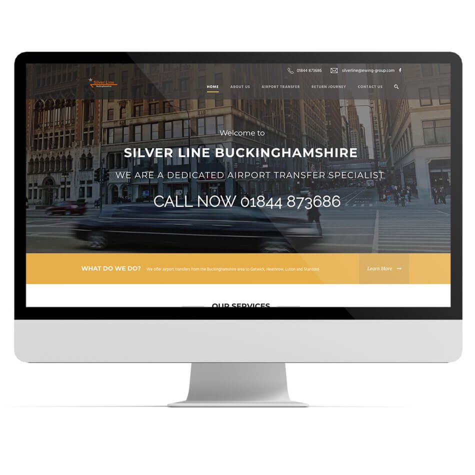 Silverline website