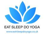 Eat Sleep Do Yoga logo